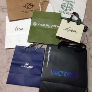 Assorted Paper Bags(Part 2)