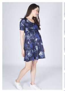 JEC Lola Prints Nursing Dress