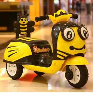 Beeline Bee Mini Motorcycle Toy Motor For Kids
