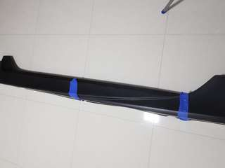 Honda civic FD Type R side skirt