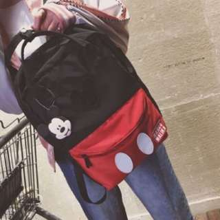 Mickey Mouse Backpack (Large)