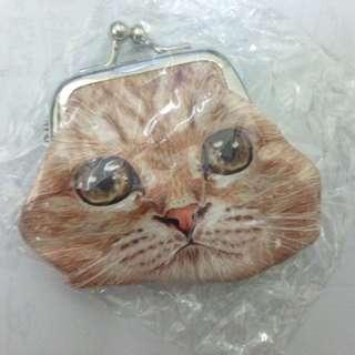 🚚 零錢包 貓咪