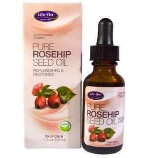 Rosehip Seed Oil Pencerah Kulit, 30 ml