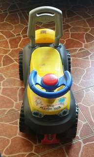 Kids car to ride for fun play