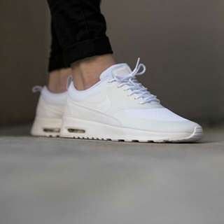 NAME YOUR PRICE | Preloved Authentic Nike Airmax Thea White