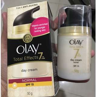 Olay Total Effects Day Cream 50g
