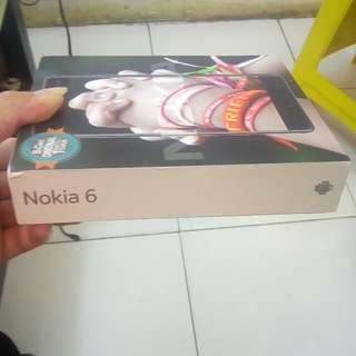 Kredit Nokia 6 Resmi proses cepat.