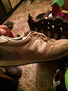 new balance NB brown colorway size 12 kicks shoes not nike or adidas