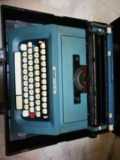 Vintage typewriter for collectors