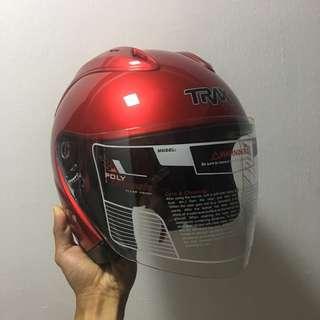 TRAX XB02G Wine Helmet