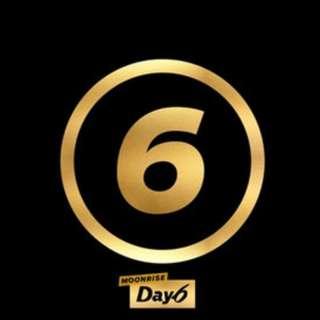 PO: DAY6 Moonrise 2nd album