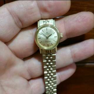 Omega original vintage winding watch