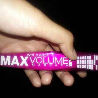 Mascara Max Volume Plus dari Wet n Wild