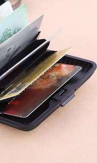Credit card black wallet.,...
