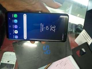 Samsung Galaxy S9 Blue Coral Credit Tanpa CC Proses 3 Menit