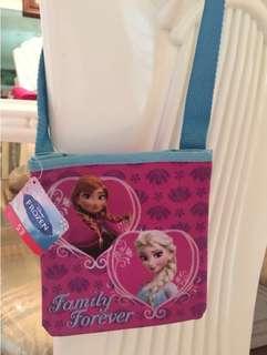 Elsa and Ana Shoulder Bag