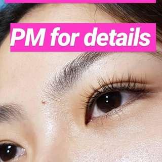 Eyelash Extensions Models Needed