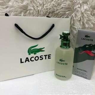 Authentic Lacoste Perfume