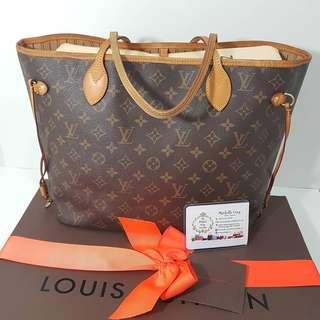 Louis Vuitton NEVERFULL MM Mono