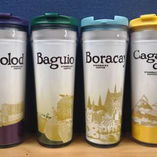 Starbucks Icon Tumblers