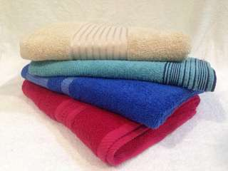 100% Cotton Homestay Hotel Bath Towel