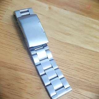 Stainless Steel Watch Band 20mm