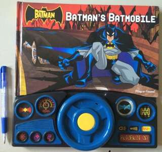 Batman's Batmobile
