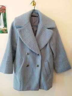 毛毛外套 - Heather jacket