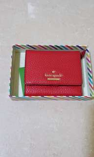 Kate Spade Jackson wallet Authentic