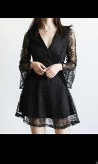 Tansshop lace dress