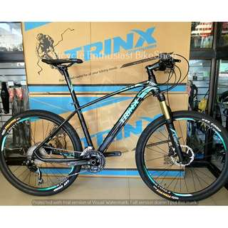 Latest Trinx X7 Ultralight 26 Mountain Bike MTB Bicycle *Shimano Deore Edition* Powered by Bicycle Enthusiast BikeShop