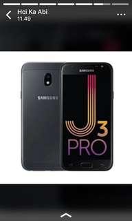 Samsung J3 Pro Bisa Credit Tanpa KartU Credit
