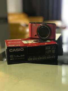 Casio zr3500