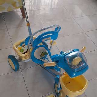 Free to go Toddler Tricycle