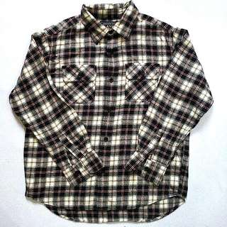 FLANNEL LONG SLEEVES SHIRT
