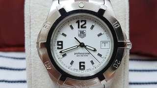 Tag Heuer Exclusive WN1111 QUARTZ oyster bracelet
