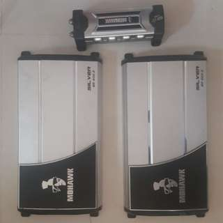 Mohawk car amplifier monoblock