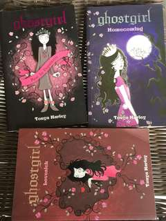 Ghostgirl novel remaja terjemahan