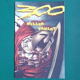 Frank Miller 300 comics x3