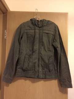 Women Washed Jacket