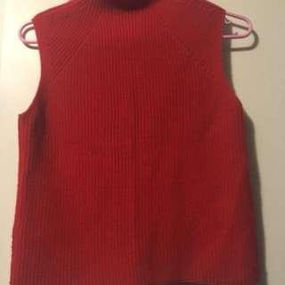 Aritzia - Wilfred Cropped Durandal Sweater
