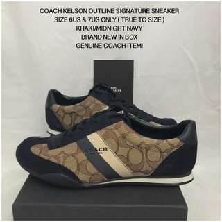 Coach Kelson Outline Sneaker