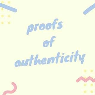 Fjallraven kanken proofs of authenticity ❤