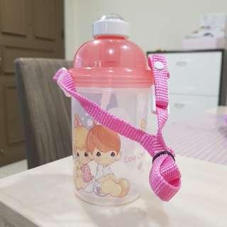 BN Precious Moments Straw Bottle