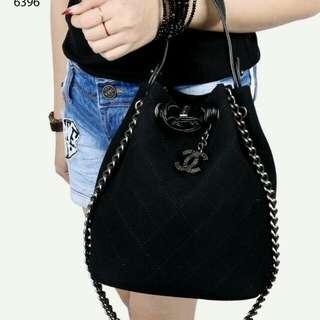 Chanel Beautifull Drawstring Bags
