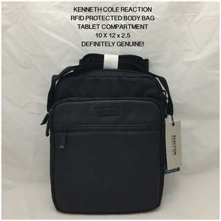 Men's Kenneth Cole Body Bag