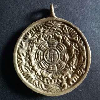 🚚 西藏九宮八卦牌
