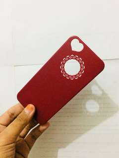 Case iphone 5/5s merah