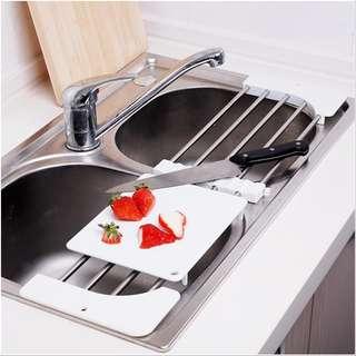 Sink Sliding Shelf - Pengering Pinggan Sinki