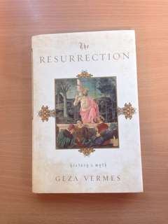 The Resurrection History & Myth Hardback